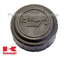 OIL FILLER CAP, OEM KAWASAKI, JOHN DEERE 425/445 TRACTORS, KAWASAKI FD620D, 9D11