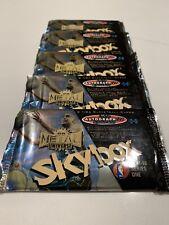 1997-98 Skybox Metal Universe Sealed Hobby Box Packs x 5 🔥 Kobe/Jordan/PMG
