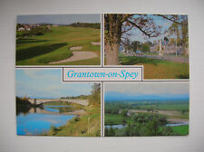 Grantown-on-Spey -– Golf Course, Spey Bridge, Cairngorms etc.   (Whiteholme)