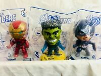 2019 McDonalds MARVEL AVENGERS Happy Meal Toys Pick your favorite FAST SHIPPING!