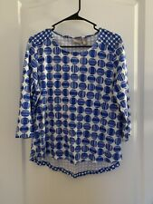 Chicos Womens Top Size 2