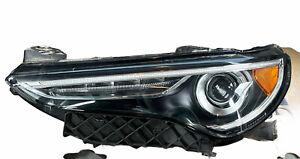 2017 2018 2019 Alfa Romeo Stelvio Left Drivers LH Xenon HID LED Headlight OEM