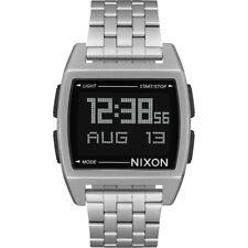 NIXON Base Black - Armbanduhr