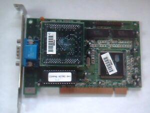 Compaq Nitro 64V STB Video Card 2MB 247279-001 V1.1 VGA CL-GD5446 Cirrus Logic
