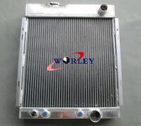 3 ROW FOR Ford MUSTANG V8 289 302 WINDSOR 1964 1965 1966 64-66 ALUMINUM RADIATOR