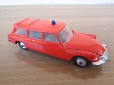 Norev France miniature Citroën Ambulance Break ID 19 N°40 1/43 D'origine