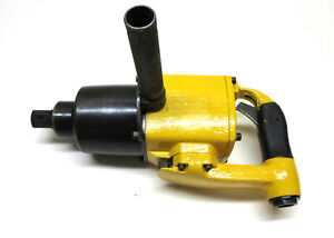 Atlas Copco LMS68 GIR25 GRS Impact Wrench 1 in. Drive 3,282 FT LBS M/I Sweden