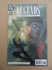 Legends Of The DC Universe  8 . Green Lantern & Green Arrow . DC 1998 . VF