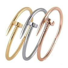 Stainless Steel Twisted Love Bracelet Fashion Bangle Unisex - Perfect GIFT +++
