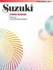 Suzuki Piano School, Vol 2 by Alfred Music (Paperback / softback, 1995)