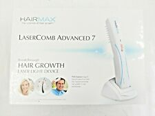 Hairmax Advanced 7 Laser comb Hair Growth Laser Light Device