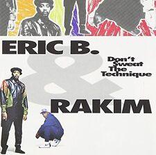 Eric B and Rakim - Dont Sweat the Technique [CD]