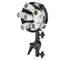 Westcott Spiderlite Td6 Light Head Fixture - 110 Vac, 900 watt