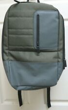 Tavik Daley Backpack Heathered Poly/Olive Green Color Padded Laptop Sleeve NWT