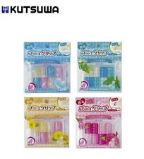 Kutsuwa `PUNYU-GRIP` Pencil Grip mini Choose from 4 Type RB019D
