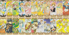 Cardcaptor Sakura Card Collection Bookmark Complete Set of 22 Card