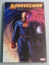Esz2492. Marvel Comics: Marvelman Family's Finest Hardcover Graphic Novel Sealed
