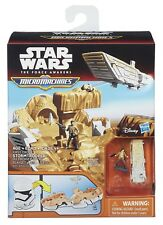 Star Wars The Force Awakens Stormtrooper Playset Micro Machines Sealed Disney