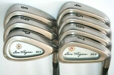 Ben Hogan BH-5 irons 4-PW with Ben Hogan Apex Edge stiff flex graphite shafts
