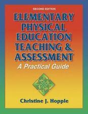 Elementary Physical Education Teaching & Assessment Christine Hopple - 2nd Ed