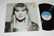 JOHANNE BLOUIN Merci Felix LP VG+/NM Shrink Select Records Made in Canada QUEBEC