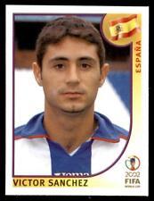 Panini World Cup Korea/Japan 2002 - Victor Sanchez España No. 108