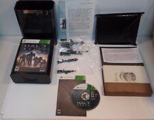 HALO Reach DELUXE COLLECTOR'S Legendary Ed (XBOX 360) COMPLETE Game+Statue+More