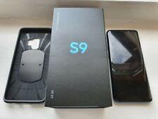 Samsung Galaxy S9 64GB teléfono móvil-Usado + Extras (Vodafone)