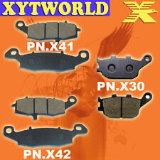 FRONT REAR Brake Pads for Suzuki DL 650 V-Strom Xpedition Traveller 2004-2013