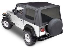 Smittybilt 9870215 Premium Replacement Soft Top Kit 1988 1995 Jeep Wrangler Yj Fits 1994 Jeep Wrangler