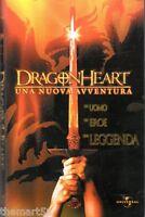 Dragonheart. Una nuova avventura (2000) VHS Universal