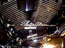 "Harley "" Road King "" Stainless Steel Custom Shift Rod"