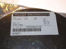 BF550 T/R Phillips Semiceonductors Transistors Bipolar - BJT TRANS MED FREQ TAPE