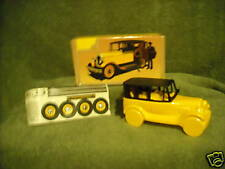 "1926 CHECKER CAB AVON EVEREST AFTER SHAVE ""MIB"""