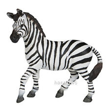 Papo 50122 Zebra Wild Animal Figurine Model Toy Equid Replica Gift - NIP