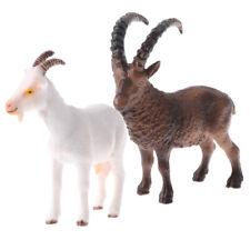 Tadjik Markhor Chèvre 8 cm Animaux Sauvages Collecta 88641