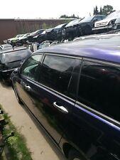 Honda Accord VII Tourer Tür hinten links blau b-502p
