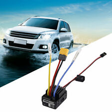 WP 1040 60A Waterproof Brushed ESC Controller for Hobbywing Quicrun Car Motor#DB