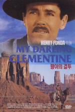 My Darling Clementine (1946) Henry Fonda, Linda Darnell DVD *NEW