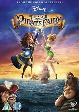 Disney Tinkerbell And The Pirate Fairy DVD FREE SHIPPING
