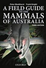 NEW Field Guide to Mammals of Australia By Peter Menkhorst Paperback
