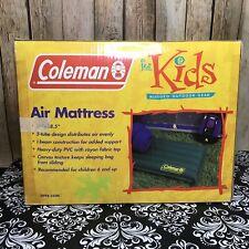 """Coleman For Kids Air Mattress Rugged Outdoor Gear - 59""""x28.5"""" 5 Tube Design Open"""