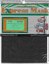 Eduard Opal Blitz Cargo Truck Mask Tamiya Euxt151