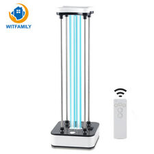 Ultraviolet Light 36W UV Ozone Disinfection Germicidal Light with Remote Control