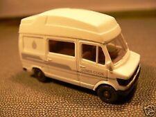 1/87 Wiking MB James Cook caravana 267 a