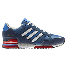 fe3e7302f1cb6 adidas Originals Trainers ZX 750 Shoes SNEAKERS 7 - 12 Retro Comfy Trek  Walking Blue 9