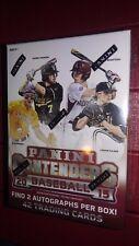 2015 Panini Contenders Baseball  Box 2 Autographs Av ? Judge Guerrero Jr Torres