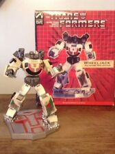 Transformers  WHEELJACK Limited Edition Statue MIB #62 / 1000 *RARE COLLECTIBLE
