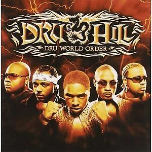 DRU WORLD ORDER - DRU HILL - CD new sealed