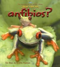 Que son los Anfibios? (La Ciencia de los Seres Vivos), New, Langille, Jacqueline